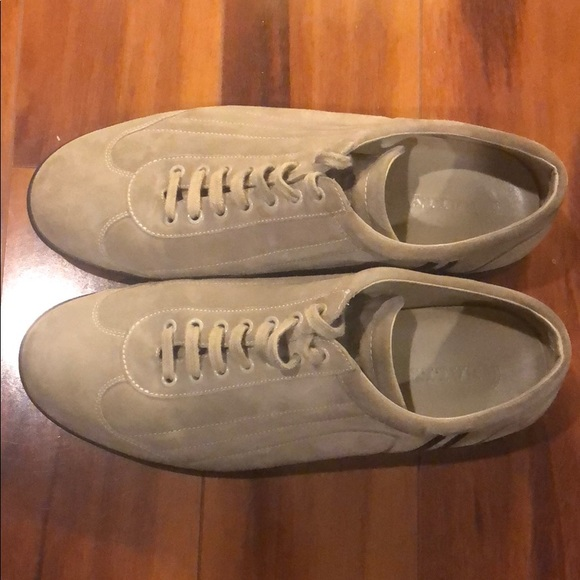 Bally Other - Suede Bally shoes